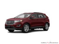2017 Ford Edge SEL | Photo 3 | Burgundy Velvet Metallic