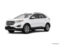 2017 Ford Edge SEL | Photo 3 | White Platinum Metallic