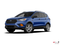 2017 Ford Escape S | Photo 3 | Lightning Blue