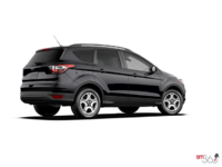 2017 Ford Escape S | Photo 2 | Shadow Black