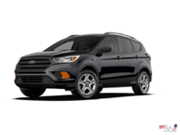 2017 Ford Escape S | Photo 3 | Shadow Black