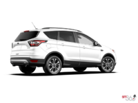 2017 Ford Escape SE | Photo 2 | Oxford White