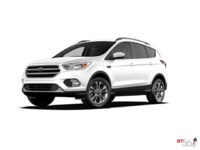 2017 Ford Escape SE | Photo 3 | Oxford White