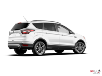 2017 Ford Escape SE | Photo 2 | White Platinum