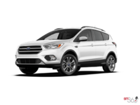 2017 Ford Escape SE | Photo 3 | White Platinum