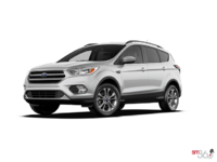 2017 Ford Escape SE | Photo 3 | Ingot Silver