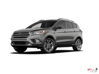 2017 Ford Escape SE | Photo 3 | Magnetic