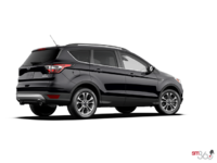 2017 Ford Escape SE | Photo 2 | Shadow Black
