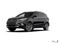 2017 Ford Escape SE | Photo 3 | Shadow Black