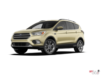 2017 Ford Escape SE | Photo 3 | White Gold