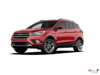 2017 Ford Escape SE | Photo 3 | Ruby Red