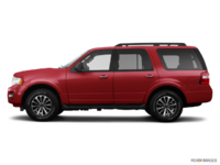 2017 Ford Expedition XLT | Photo 1 | Ruby Red Metallic