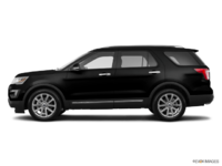 2017 Ford Explorer LIMITED | Photo 1 | Shadow Black