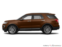 2017 Ford Explorer LIMITED | Photo 1 | Canyon Ridge