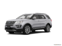 2017 Ford Explorer LIMITED | Photo 3 | Ingot Silver