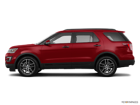 2017 Ford Explorer SPORT | Photo 1 | Ruby Red