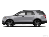 2017 Ford Explorer SPORT | Photo 1 | Ingot Silver