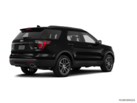 2017 Ford Explorer SPORT | Photo 2 | Shadow Black