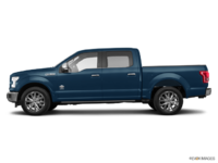 2017 Ford F-150 KING RANCH | Photo 1 | Blue Jeans Metallic