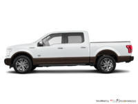 2017 Ford F-150 KING RANCH | Photo 1 | Oxford White/Caribou