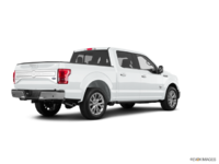 2017 Ford F-150 KING RANCH | Photo 2 | Oxford White