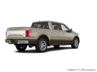 2017 Ford F-150 KING RANCH | Photo 2 | White Gold/Caribou