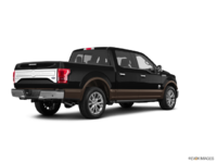 2017 Ford F-150 KING RANCH | Photo 2 | Shadow Black/Caribou