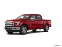 2017 Ford F-150 KING RANCH | Photo 3 | Ruby Red Metallic