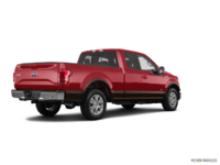 2017 Ford F-150 LARIAT | Photo 2 | Ruby Red Metallic/Caribou