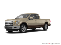 2017 Ford F-150 LARIAT | Photo 3 | White Gold/Caribou
