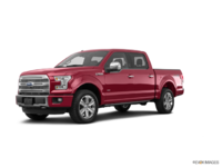2017 Ford F-150 PLATINUM | Photo 3 | Ruby Red Metallic