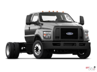 2017 Ford F-650 SD Diesel Pro Loader | Photo 1 | Ingot Silver Metallic