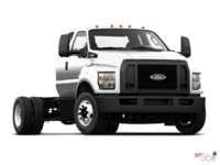 2017 Ford F-650 SD Diesel Pro Loader | Photo 1 | Oxford White