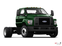 2017 Ford F-650 SD Diesel Pro Loader | Photo 1 | Green Gem Metallic