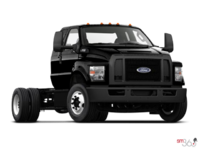 2017 Ford F-650 SD Diesel Pro Loader | Photo 1 | Shadow Black