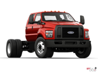 2017 Ford F-750 SD GAS | Photo 1 | Race Red