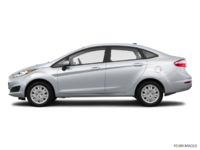 2017 Ford Fiesta Sedan S | Photo 1 | Ingot Silver