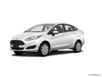 2017 Ford Fiesta Sedan S | Photo 3 | Oxford White