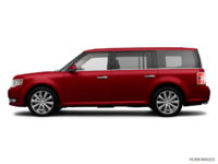 2017 Ford Flex LIMITED | Photo 1 | Ruby Red
