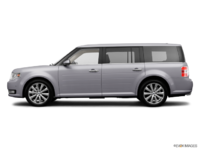 2017 Ford Flex LIMITED | Photo 1 | Ingot Silver