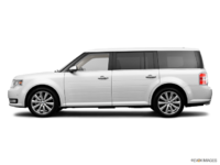 2017 Ford Flex LIMITED | Photo 1 | Oxford White
