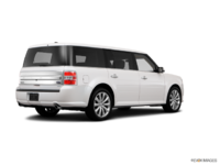 2017 Ford Flex LIMITED | Photo 2 | White Platinum