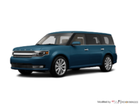 2017 Ford Flex LIMITED | Photo 3 | Blue Jeans