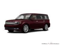 2017 Ford Flex LIMITED | Photo 3 | Burgundy Velvet