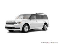 2017 Ford Flex SE | Photo 3 | Oxford White