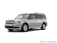 2017 Ford Flex SE | Photo 3 | Ingot Silver