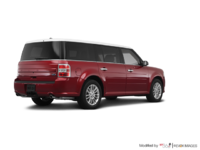 2017 Ford Flex SEL | Photo 2 | Ruby Red