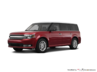 2017 Ford Flex SEL | Photo 3 | Ruby Red