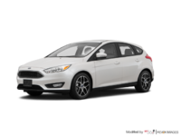 2017 Ford Focus Hatchback SE | Photo 3 | Oxford White