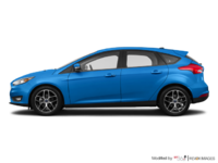 2017 Ford Focus Hatchback SEL | Photo 1 | Blue Candy